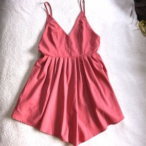 Glamorous Strappy Cami Mini Dress